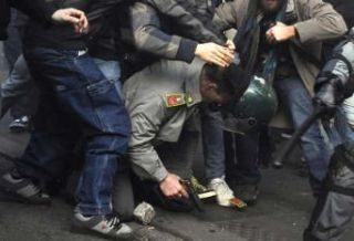 Ecco gli infiltrati a Roma